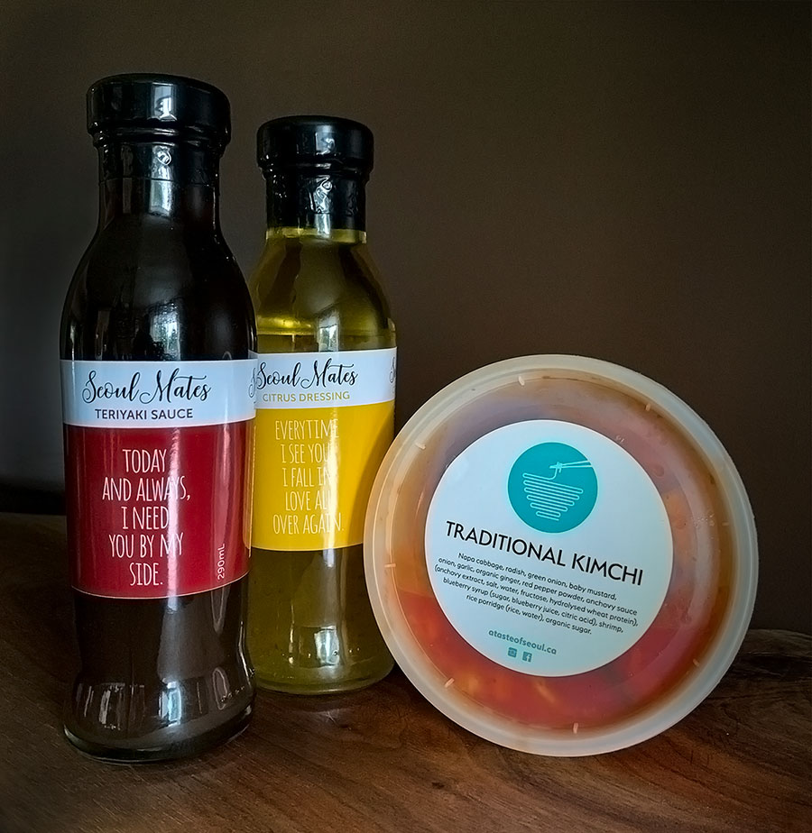 A Taste of Seoul Products