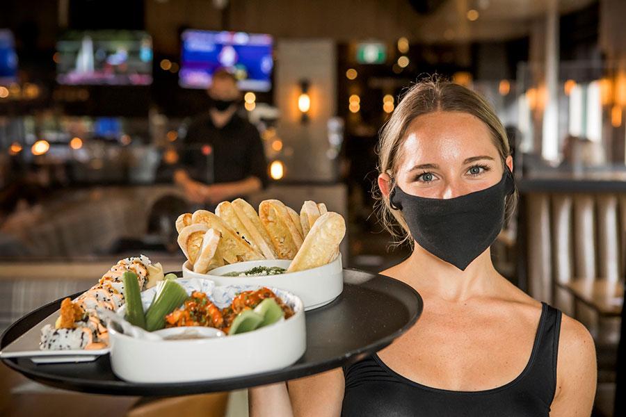 Masked Server