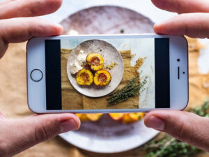 Food Photography: Make your meals really look good enough to order